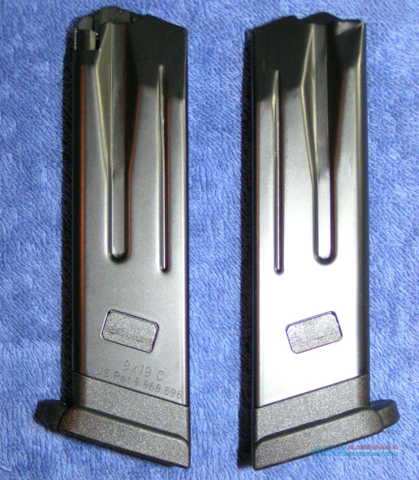 2 H&K P30 VP9 factory mags 10rd HK NEW 10 round    Non-Guns > Magazines & Clips > Pistol Magazines > Other