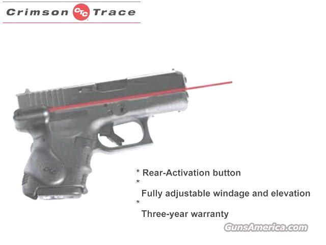 Laser for Glock 26 Glock 27, 28 33 LG-626 NEW  Non-Guns > Gun Parts > Misc