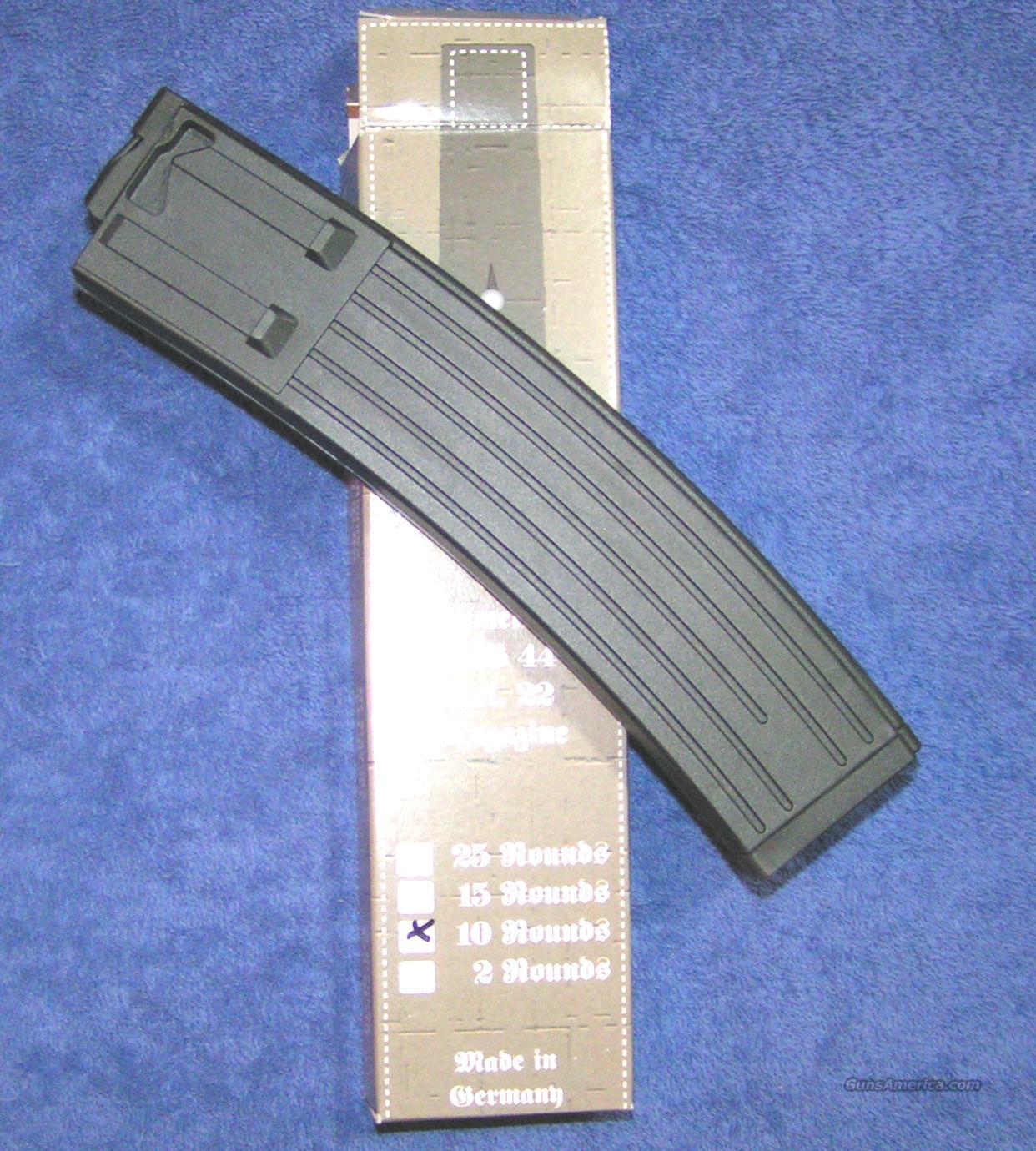 GSG STG-44 mag 10 round STG44 22LR New  Non-Guns > Magazines & Clips > Rifle Magazines > Other