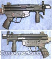 H&K MP5 sear gun PDW w sear (9mm 223 308) HK as new  Guns > Pistols > Heckler & Koch Pistols > SteelFrame