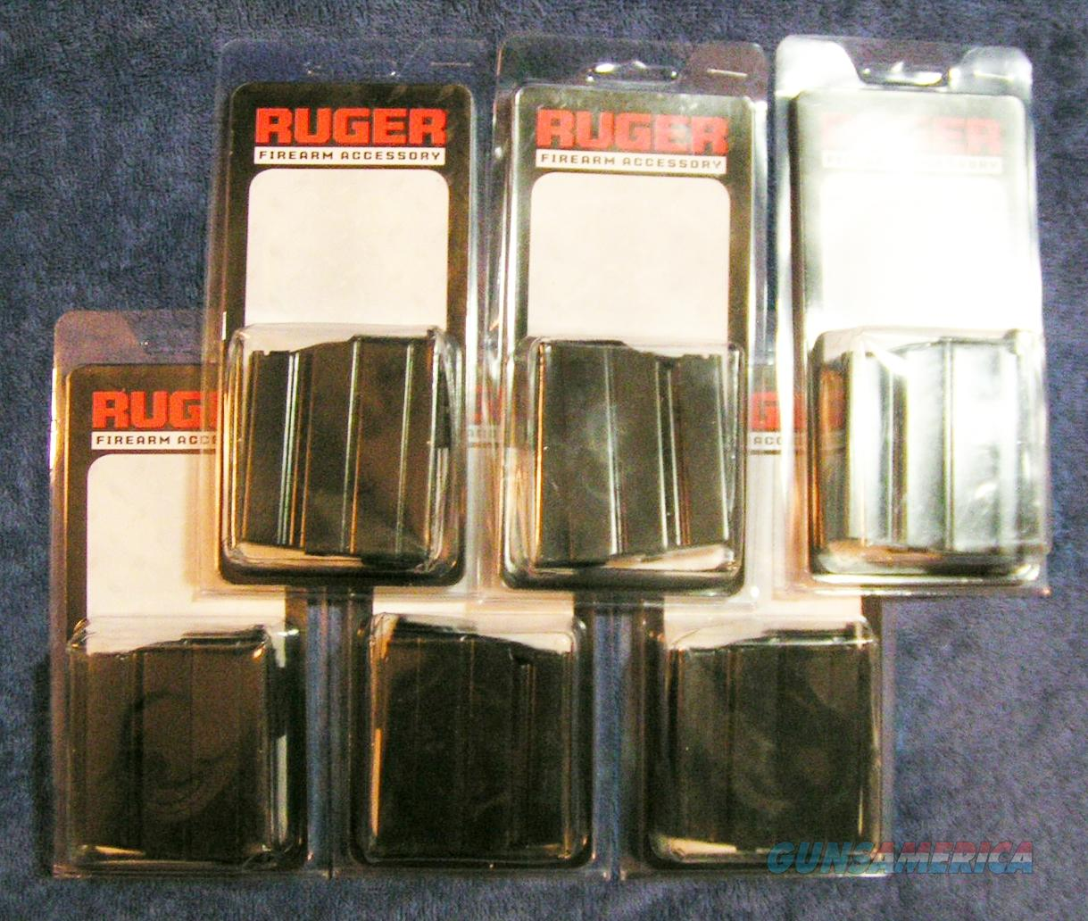 6 Ruger mini 14 mag factory 10 round $28 each   Non-Guns > Magazines & Clips > Rifle Magazines > Mini 14