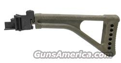 AK47 folding stock. OD green USA Tapco made  Non-Guns > Gun Parts > Military - Foreign