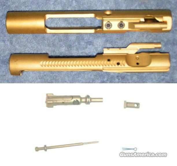 Titanium coated AR15 carrier  Non-Guns > Gun Parts > M16-AR15