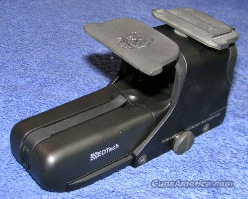 Eotech 552 with GG&G flip open covers used 552.A65   Non-Guns > Scopes/Mounts/Rings & Optics > Tactical Scopes > Other Head-Up Optics