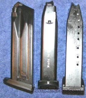 3 H&K Socom mags MK23 New factory 12 rd $54 each  Non-Guns > Magazines & Clips > Pistol Magazines > Other