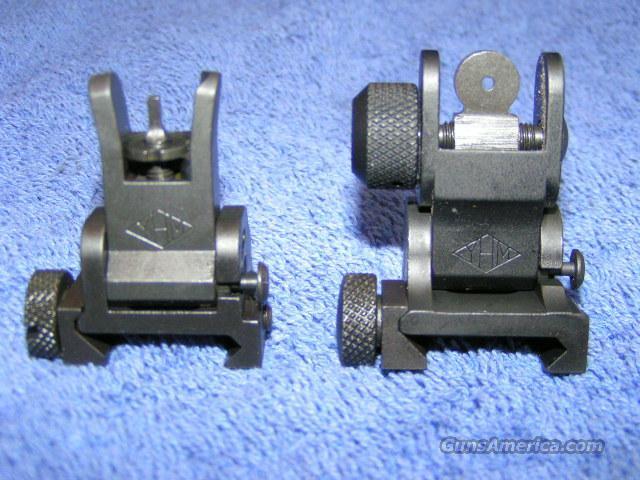 sight set flip up BUIS YHM-9680, YHM-9627  Non-Guns > Gun Parts > M16-AR15