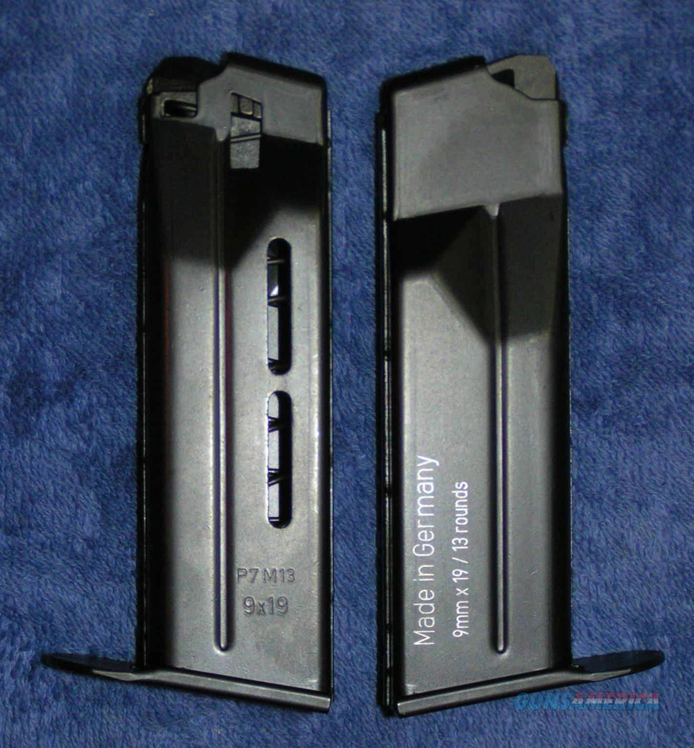 H&K P7M13 mag 13rd New p7 m13  Non-Guns > Magazines & Clips > Pistol Magazines > Other
