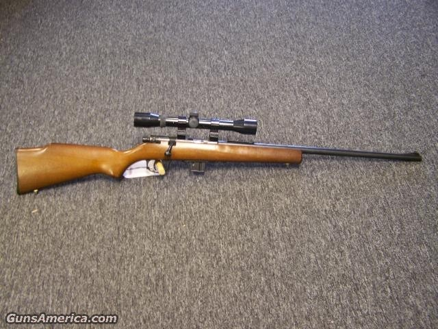 Marlin Model 25 MN  Guns > Rifles > Marlin Rifles
