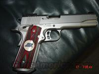 Kimber US Team Match II,2003,Custom Shop,45acp,full size,USA Shooting Team,new in box with all papers  Kimber of America Pistols