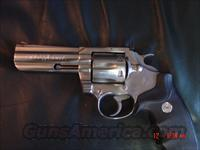 "Colt King Cobra 4"" satin Stainless with holster,very clean & used  Colt Double Action Revolvers- Modern"