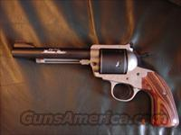 "Gary Reeder Custom Montana Hunter,429GNR,6"" 5 shot,2 tone,action job etc.,Ruger frame-Rare !!  Guns > Pistols > Custom Pistols > Cowboy Action"