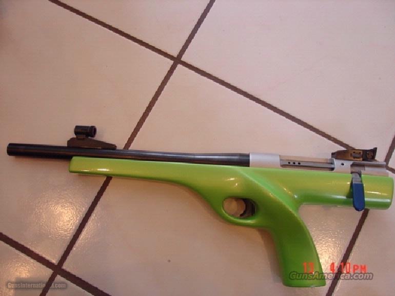Witchita Mk40,7mm IHMSA,green fiberthane stock,brass,dies  Guns > Pistols > Remington Pistols XP-100