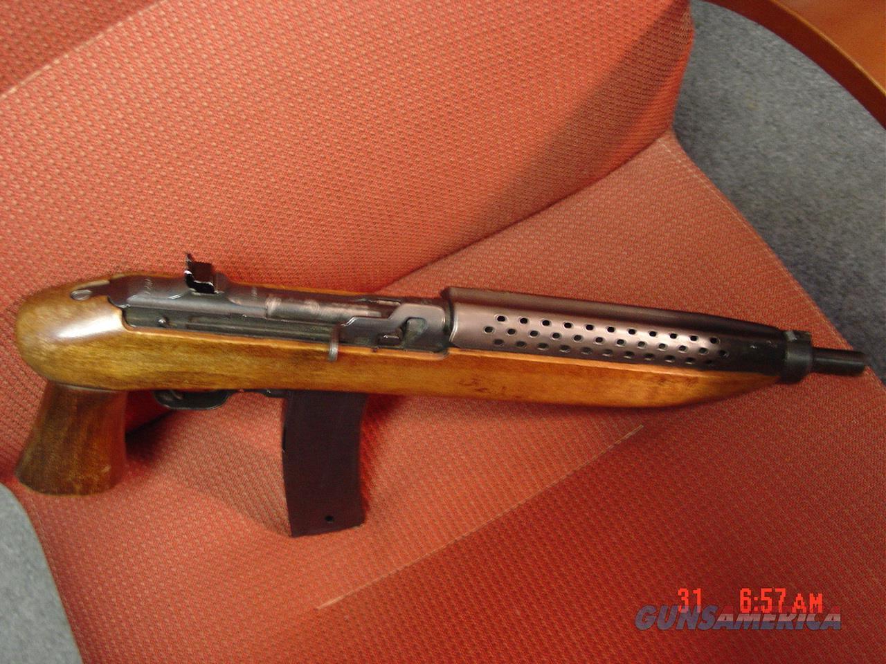 "Universal Enforcer model 3000,30 carbine,11 1/4""barrel,walnustock,30 round mag,pistol grip,metal handguard,M1 carbine action, awesome pistol to shoot !!   Guns > Pistols > Iver Johnson Pistols"