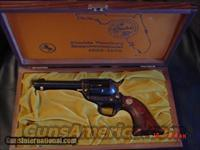 "Colt 22LR single action,4 3/4"",1972,Florida Territory commemorative,liike new in pres.case  Colt Commemorative Pistols"