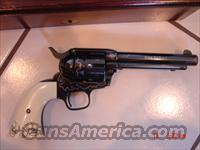 Uberti-Richard Petty 45lc,SAA,engraved,in pres.case  Guns > Pistols > Custom Pistols > Cowboy Action