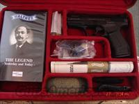 Walther P99 9mm,1 of 2000,commemorative,in attache case,target,certificate,2 mags,video,& more  Walther Pistols > Post WWII > P99/PPQ