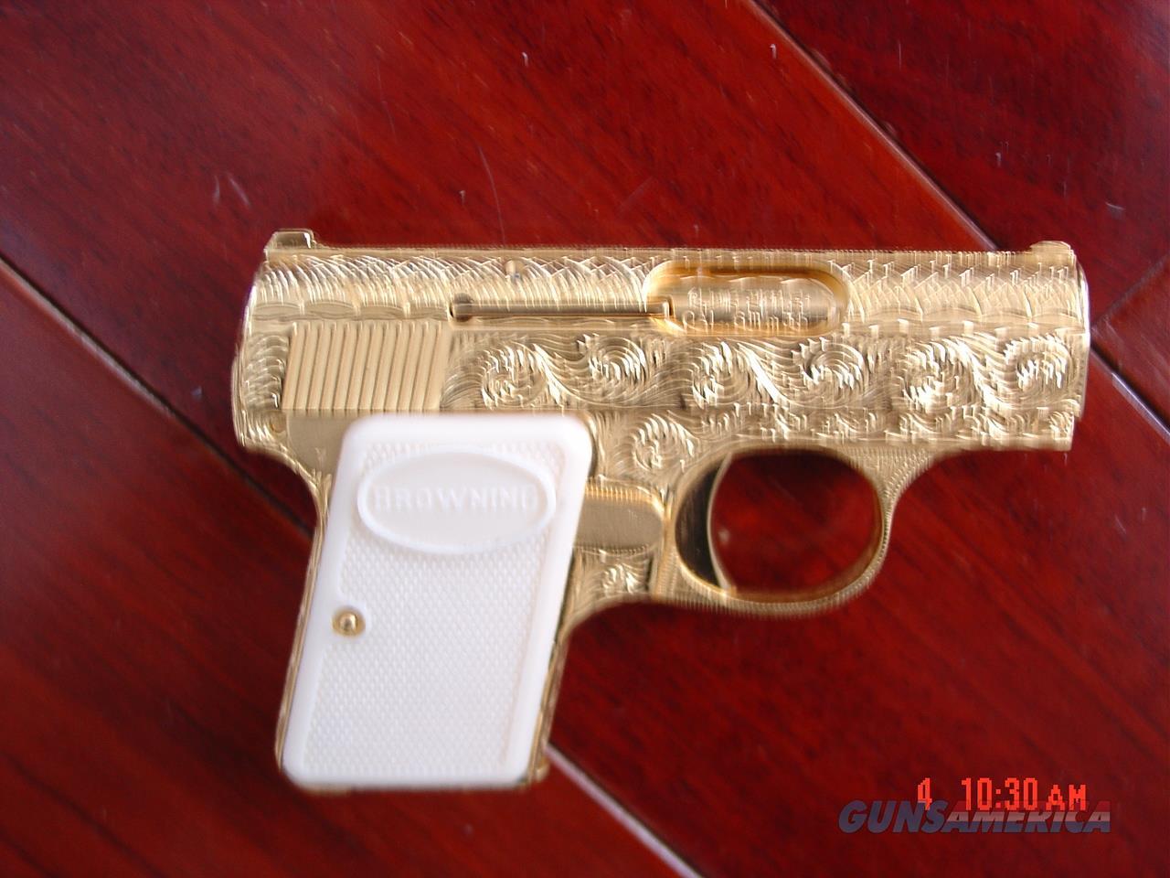 что это не настоящий пистолет (пометка на конверте игрушка), в colt model 1908 vest pocket