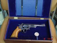 "Smith & Wesson 25-3 125th Anniversary,45 Colt,6 1/2"" in case with medal,& book,1977  Smith & Wesson Revolvers > Full Frame Revolver"