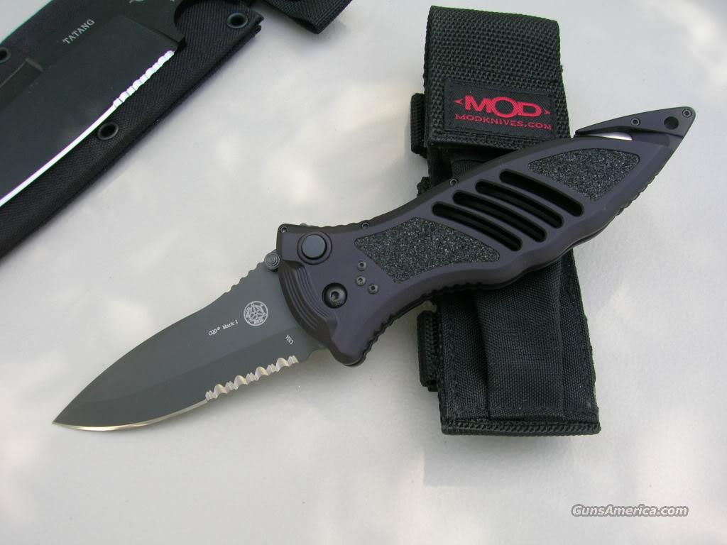 Masters of Defence Navy Seal Limited Edtion #1173/2000 USA Made Knife  Non-Guns > Knives/Swords > Knives > Fixed Blade > Hand Made