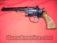 Smith & Wesson Model 16 Revolver  Guns > Pistols > Smith & Wesson Revolvers > Full Frame Revolver