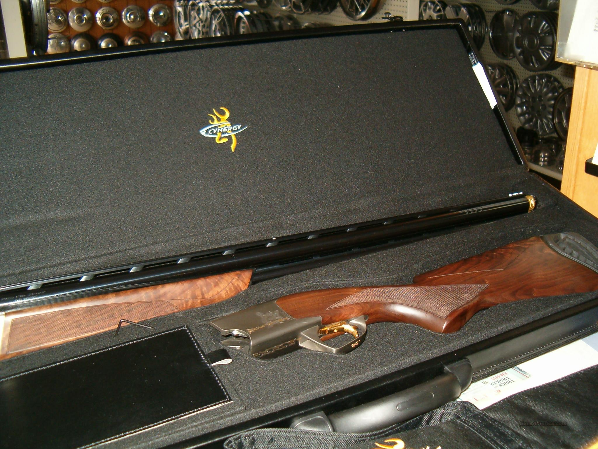 "Browning Cynergy Euro Sporting 12ga.As New 30""  Guns > Shotguns > Browning Shotguns > Over Unders > Cynergy > Trap/Skeet"