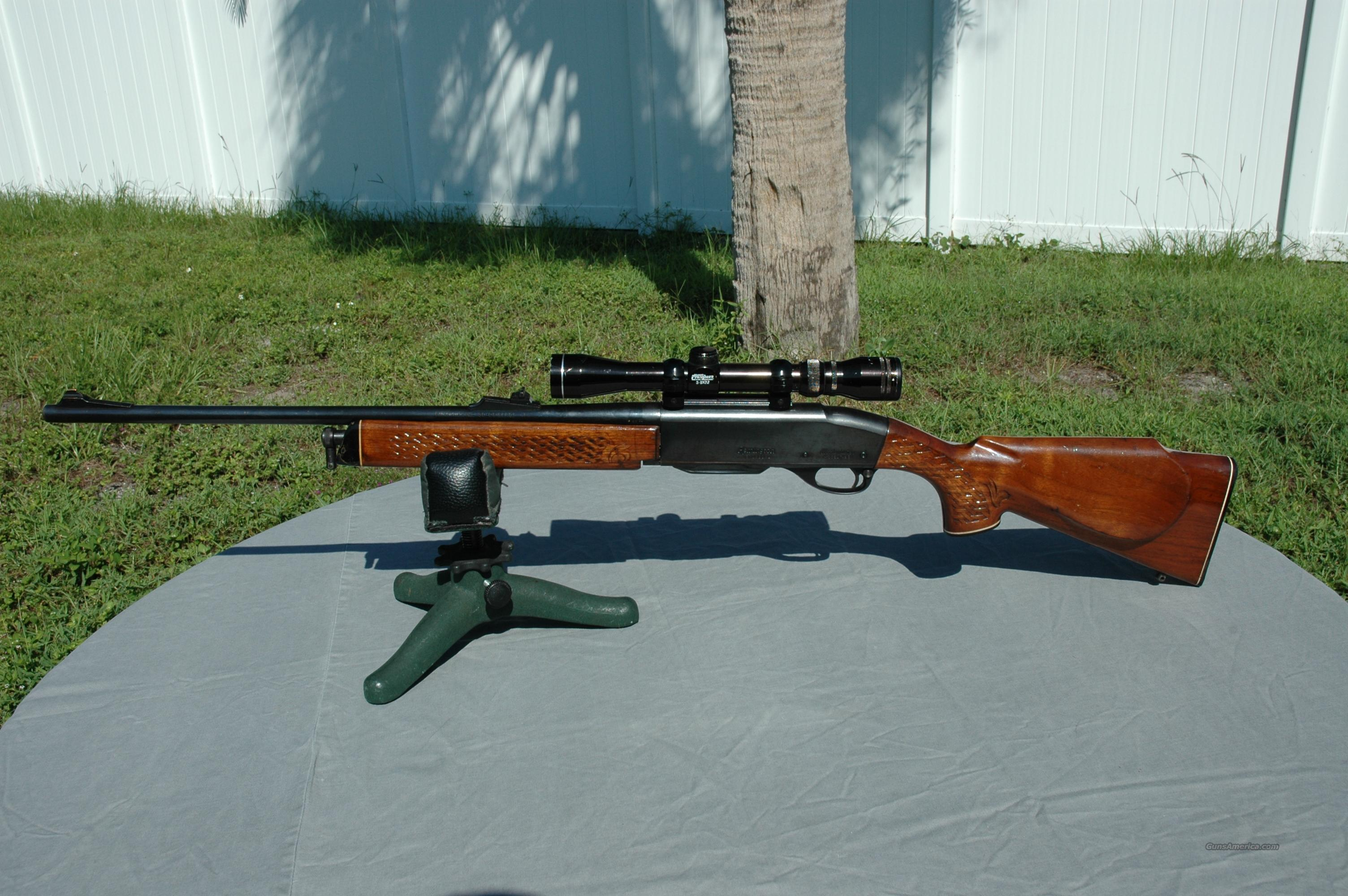Remington Woodmaster 742 BDL  Guns > Rifles > Remington Rifles - Modern > Other