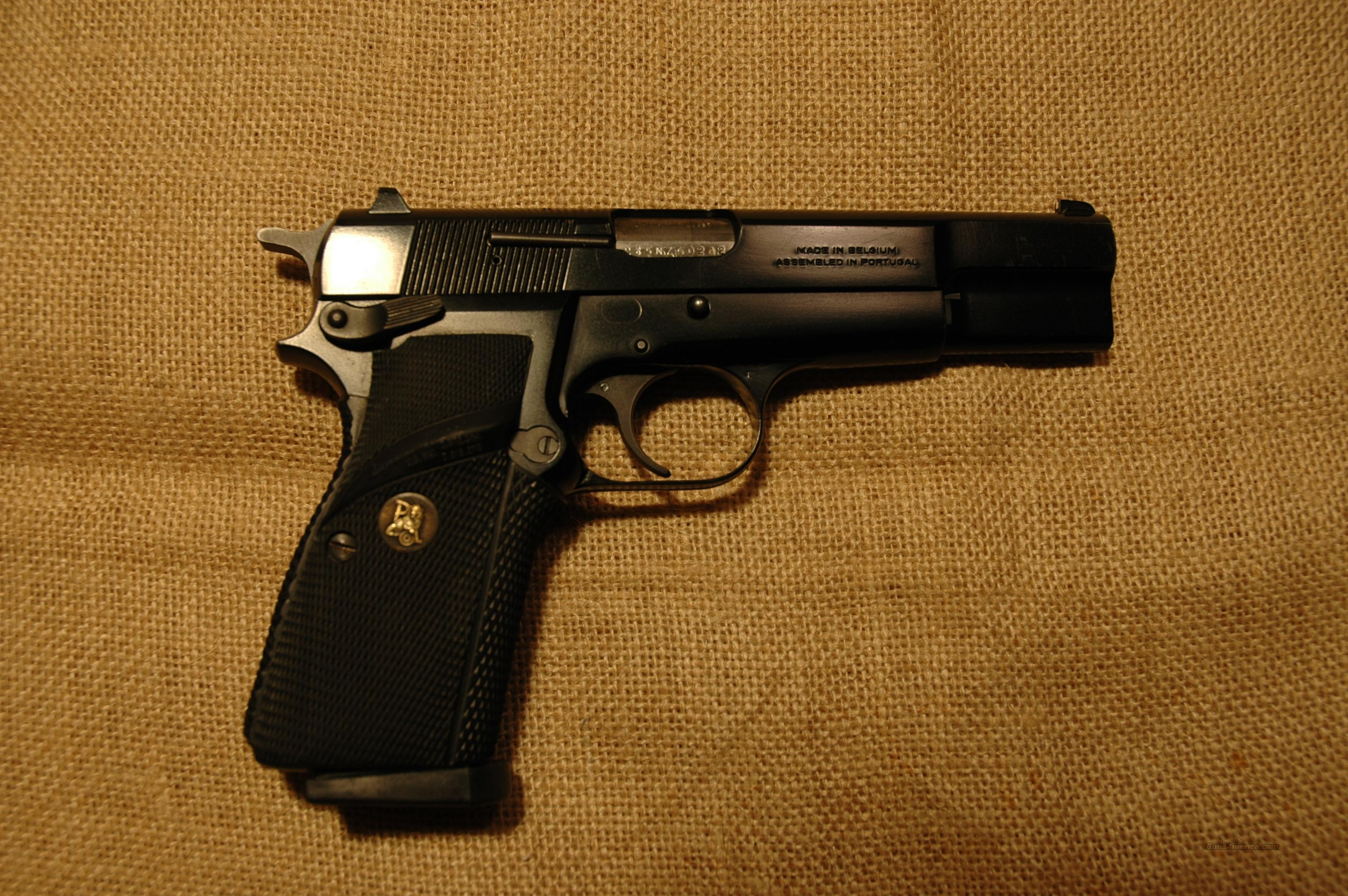 Browning Hi Power 9mm -   Guns > Pistols > Browning Pistols > Hi Power