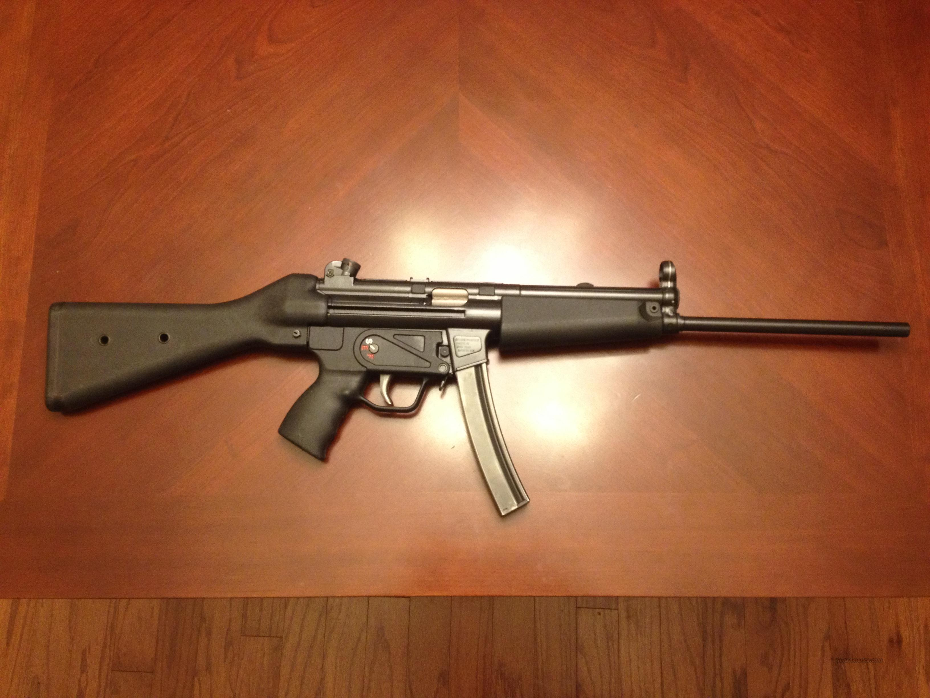 MP5 Clone made by Special Weapons SW5  Guns > Rifles > Heckler & Koch Rifles > Tactical