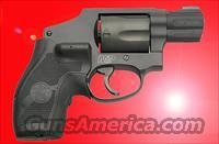 S&W 340CT M&P  Guns > Pistols > Smith & Wesson Revolvers > Pocket Pistols