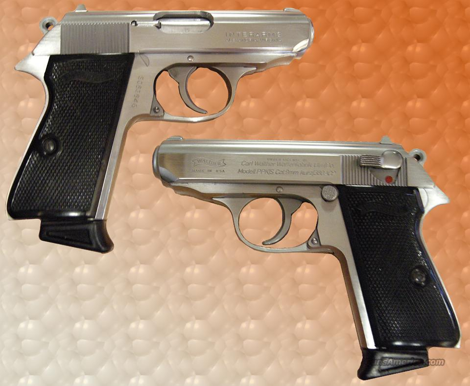 Walther - Interarms PPKS  Guns > Pistols > Interarms Pistols