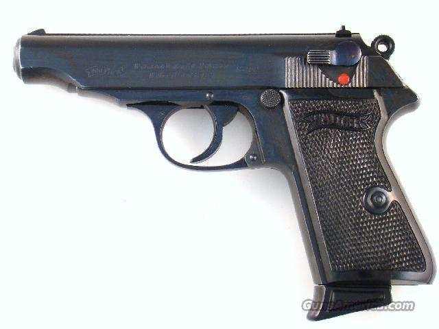 WALTHER PP 22 CAL EAGLE/N  Guns > Pistols > Walther Pistols