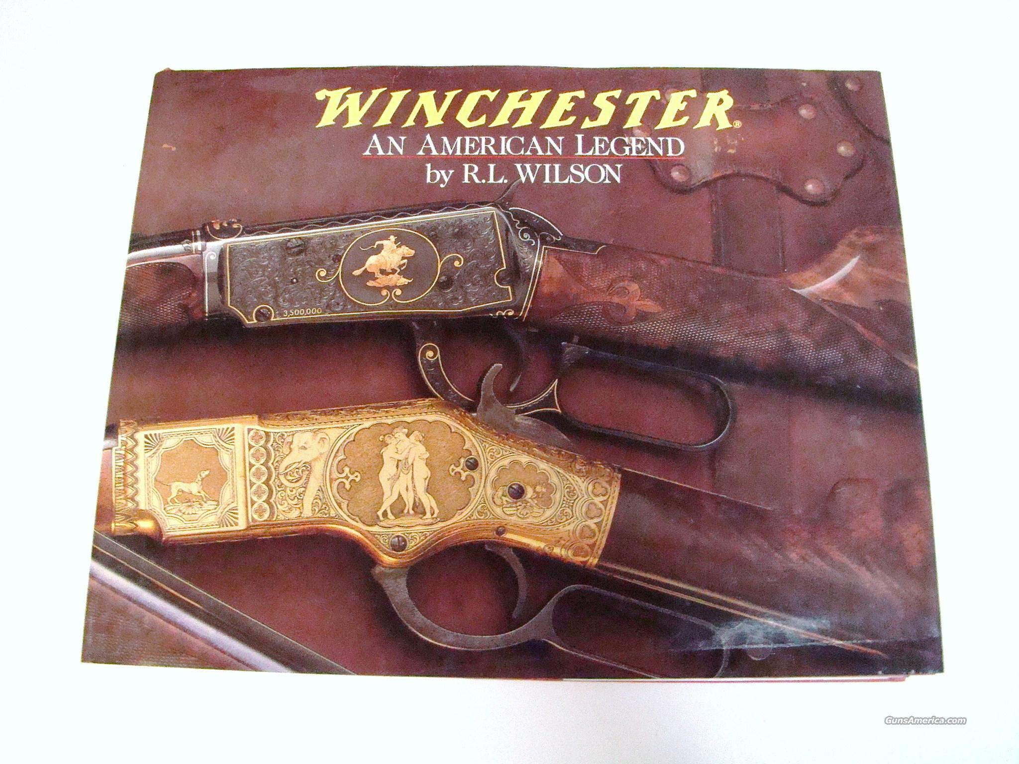 WINCHESTER  Non-Guns > Books & Magazines