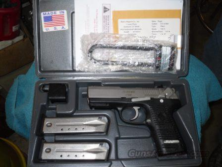 Ruger P-95 Stainless  Guns > Pistols > Ruger Semi-Auto Pistols > P-Series