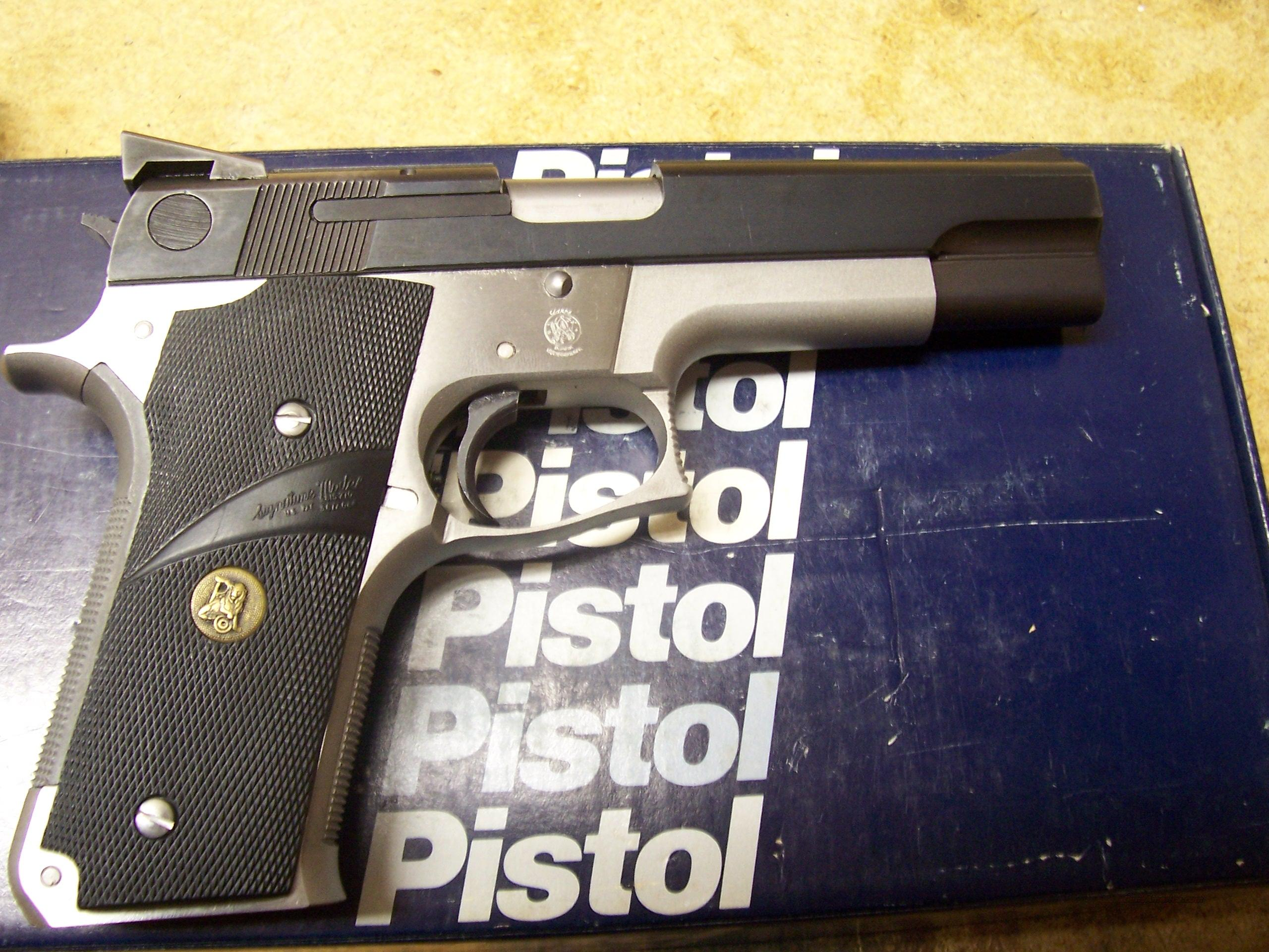 S&W Smith & Wesson 745 .45 ACP  Guns > Pistols > Smith & Wesson Pistols - Autos > Steel Frame