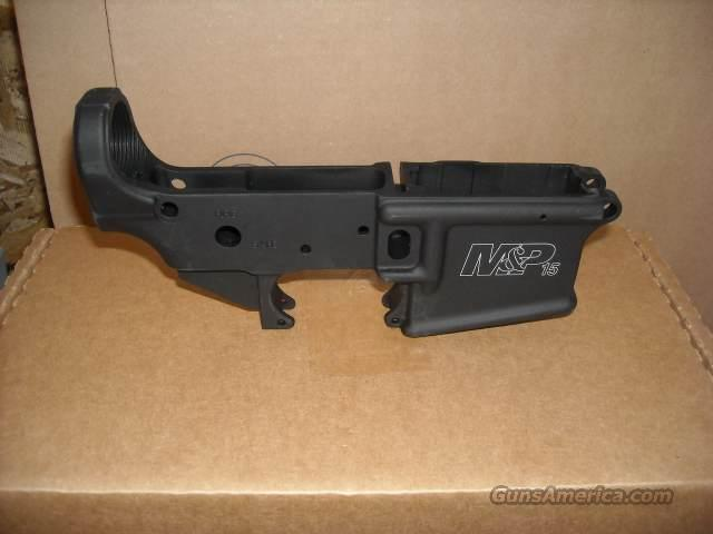 New Smith & Wesson Stripped Lower Receiver 812000  Guns > Rifles > AR-15 Rifles - Small Manufacturers > Lower Only