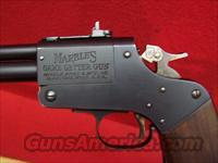 "Marbles ""Game Getter Gun""  Guns > Shotguns > Drilling & Combo Shotgun Rifle Combos"