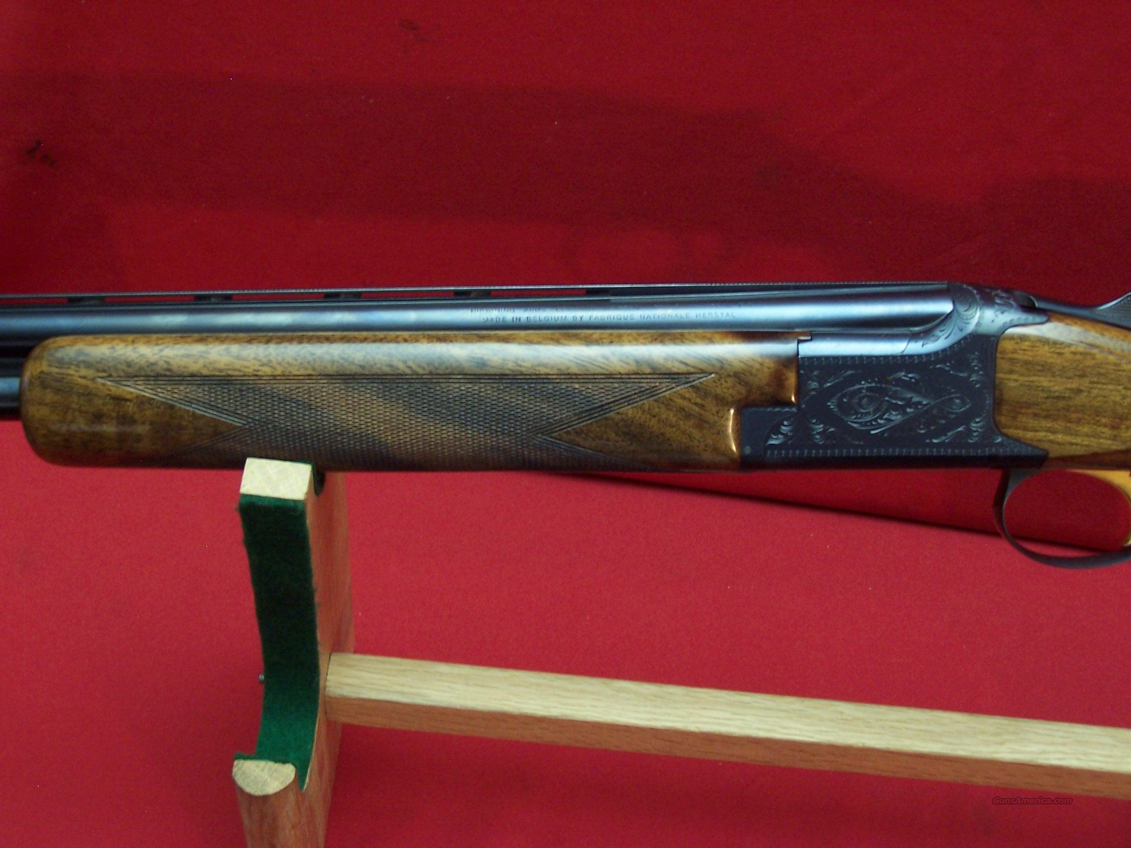 Superposed Lightning 20GA.  Guns > Shotguns > Browning Shotguns > Over Unders > Belgian Manufacture