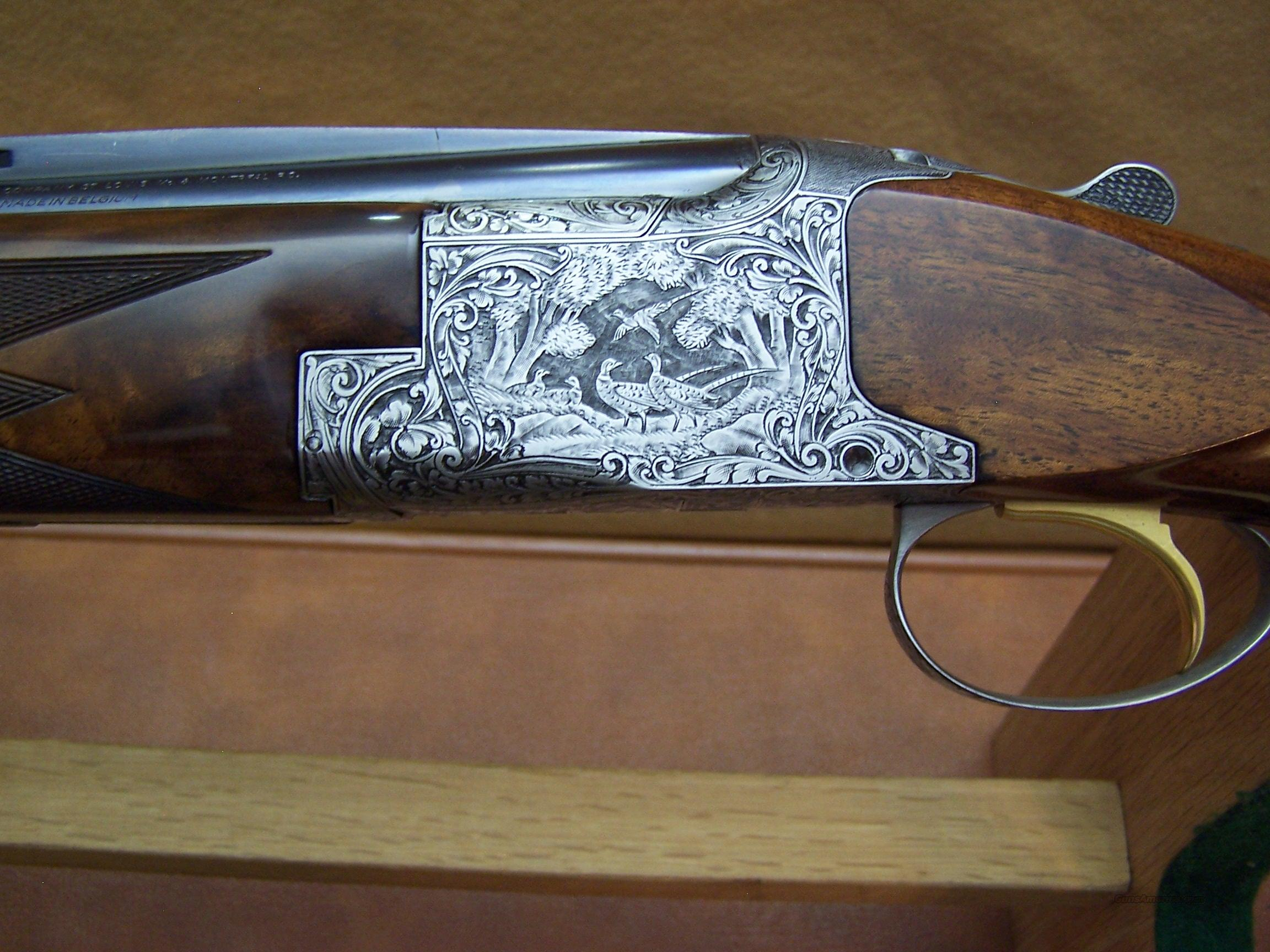 DIANA GRADE 28GA.  Guns > Shotguns > Browning Shotguns > Over Unders > Belgian Manufacture