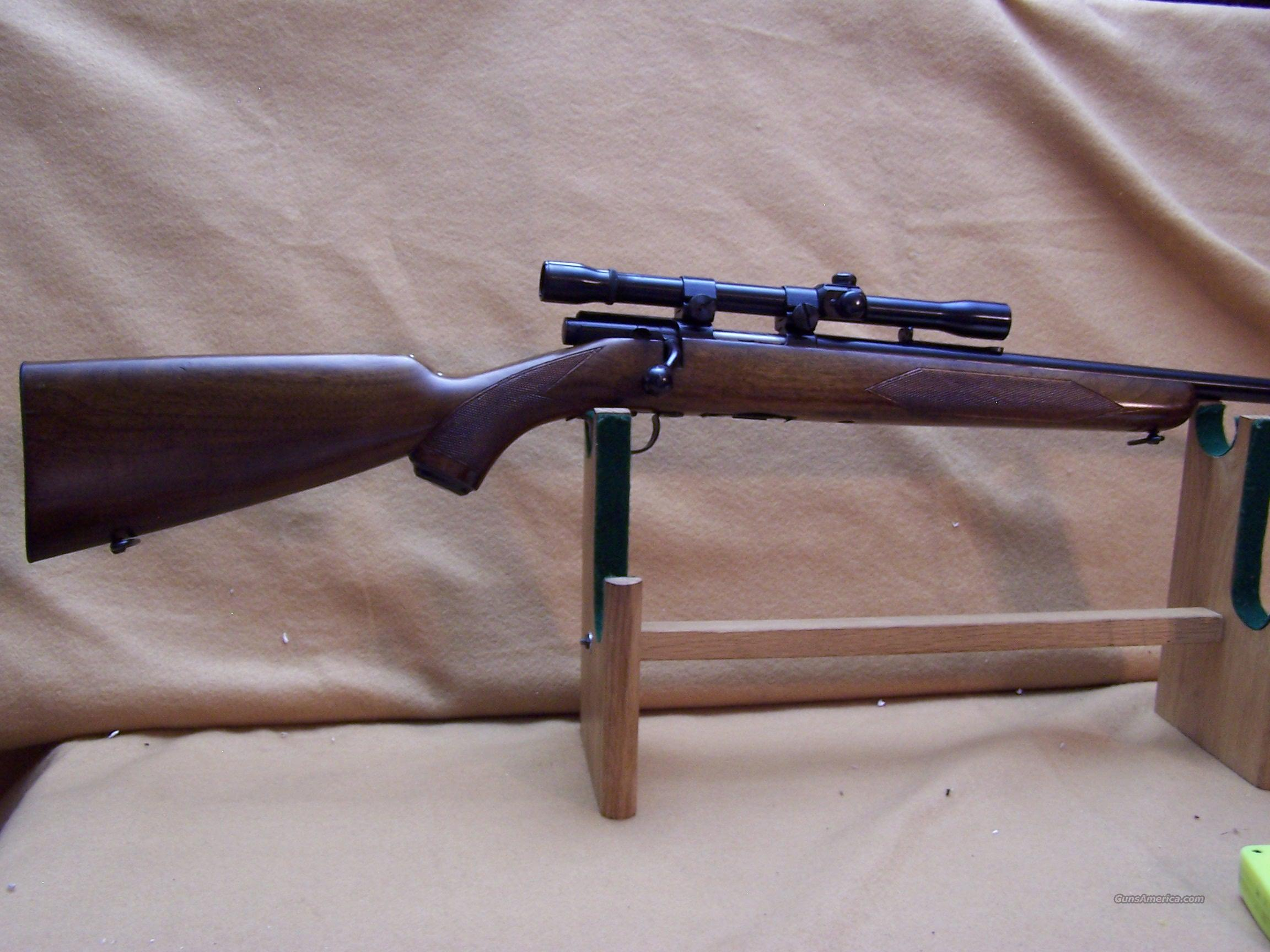 "MODEL 43 ""DELUXE"" .218 Bee  Guns > Rifles > Winchester Rifles - Modern Bolt/Auto/Single > Other Bolt Action"