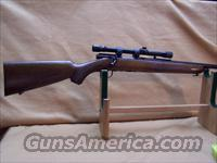 "MODEL 43 ""DELUXE"" .218 Bee  Winchester Rifles - Modern Bolt/Auto/Single > Other Bolt Action"