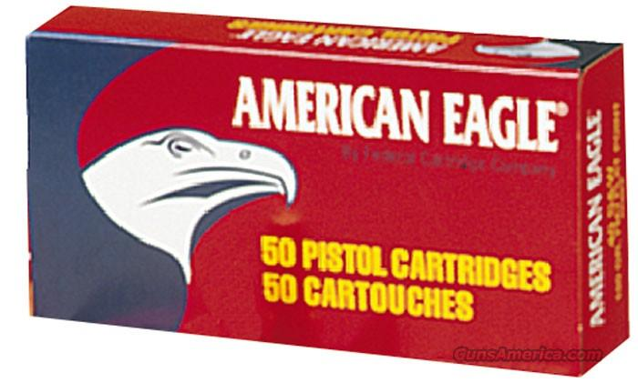 Federal American Eagle .45 GAP 185 Grain Total Metal Jacket  Non-Guns > Ammunition