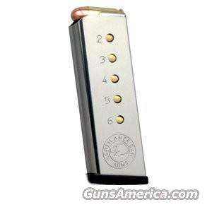 MZ-32 Std 6 Round Magazine for 25 NAA/32 ACP Guardian  Non-Guns > Magazines & Clips > Pistol Magazines > Other