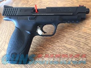 M & P Pro Series 9mm  Guns > Pistols > Smith & Wesson Pistols - Autos > Polymer Frame