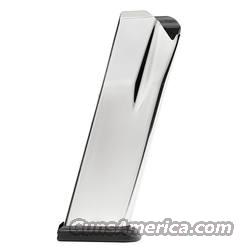 Springfield Armory XD40 Magazine .40 S&W 10 Round Stainless Steel  Non-Guns > Magazines & Clips > Pistol Magazines > Other