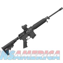 Bushmaster XM-15 with Red Dot Scope  Guns > Rifles > Bushmaster Rifles > Complete Rifles
