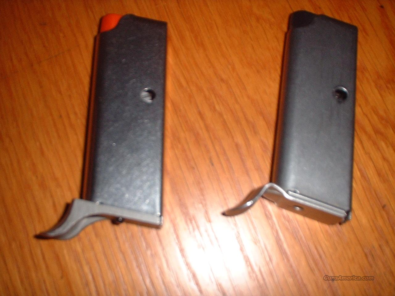 AMT .380 Magazine with finger rest  Non-Guns > Magazines & Clips > Pistol Magazines > Other