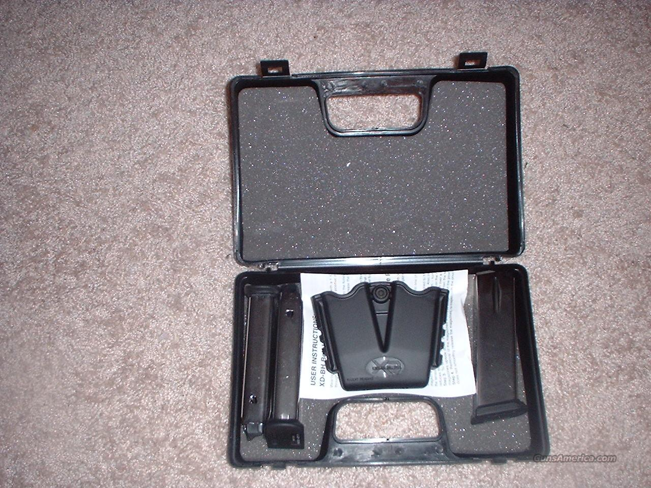 Springfield Armory XD 40 S&W Kit  Non-Guns > Magazines & Clips > Pistol Magazines > Other