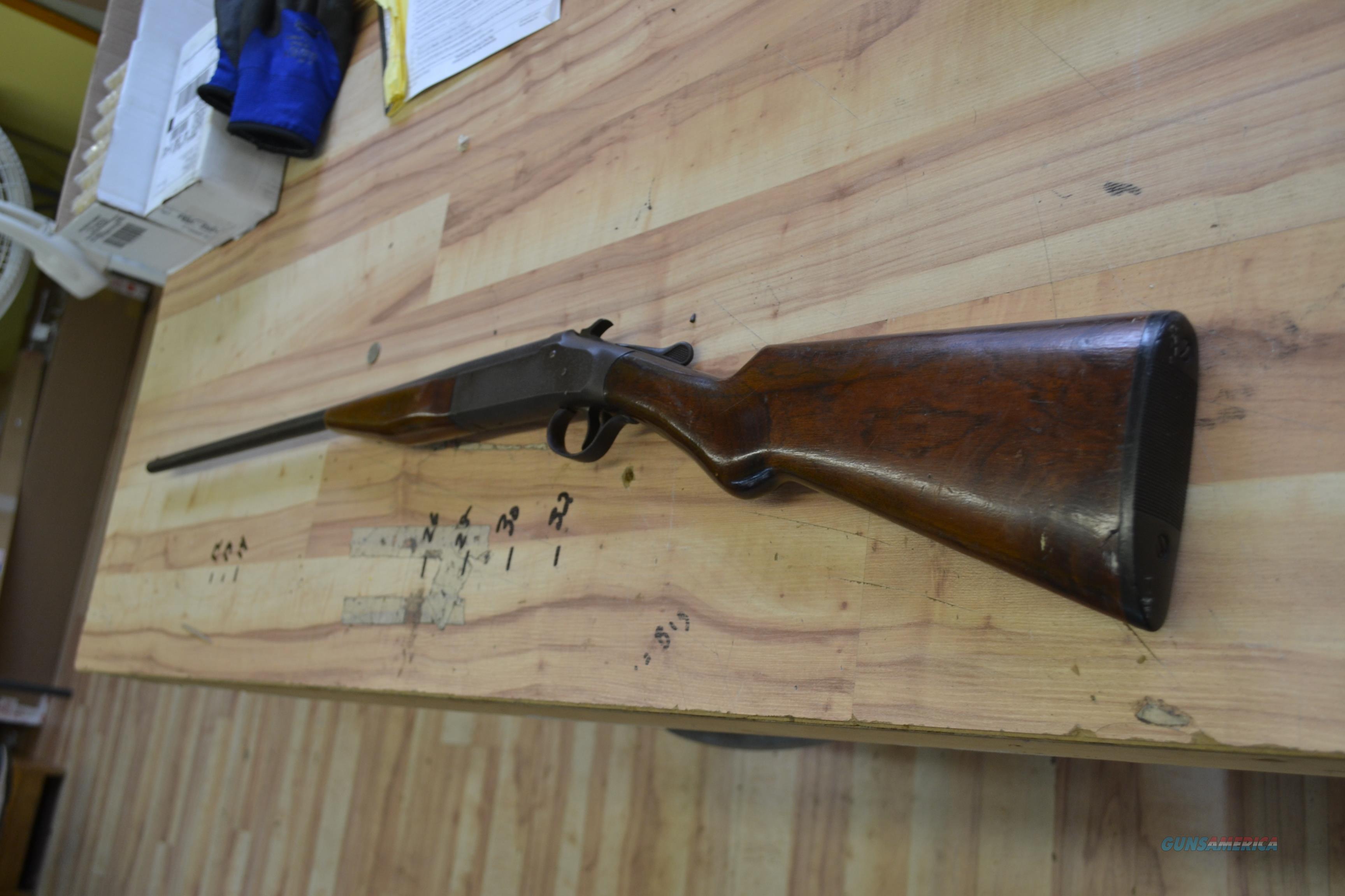"Iver Johnson 410 single barrel 26""  Guns > Shotguns > Iver Johnson Shotguns"