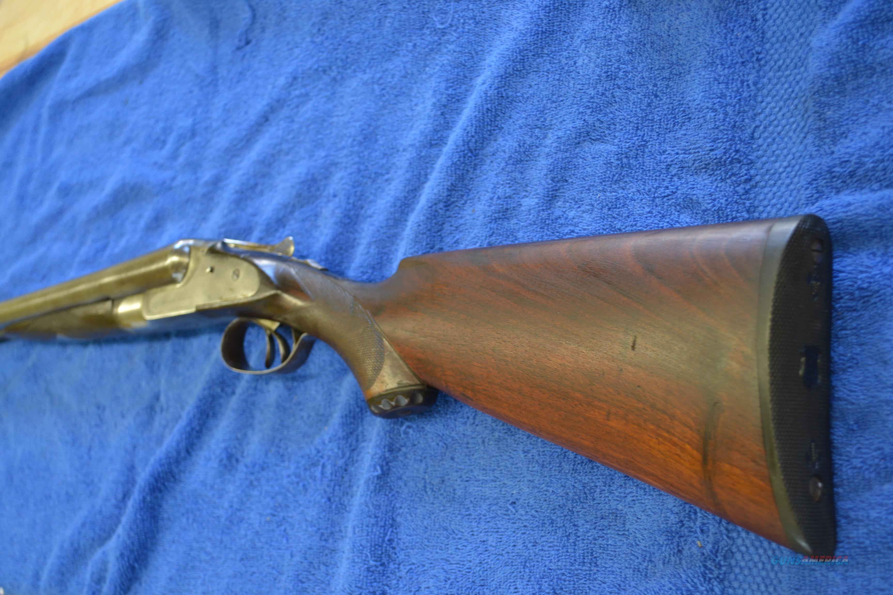 Lefever H grade 12 ga with .410 inserts   Guns > Shotguns > Lefever Shotguns