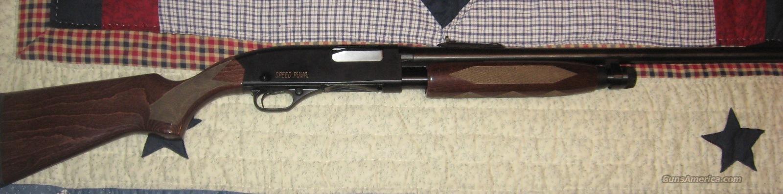 Winchester speed